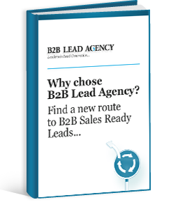 Why chose B2B Lead Agency?