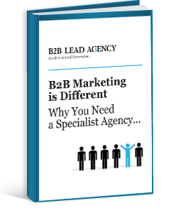 B2B Marketing is Different