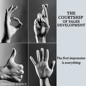 The Courtship of Sales Development